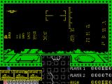3D Seiddab Attack ZX Spectrum level 3 - I think this is one of three Task Force Leaders. My rank was also raised.