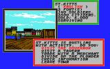 Sid Meier's Pirates! Apple IIgs Visiting an English town