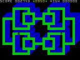 3D Painter ZX Spectrum Maze 2 - Painted (green).