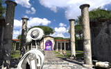 The Talos Principle Windows The robot, the protagonist, in the introduction sequence