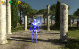 The Talos Principle Windows Watching the robot hologram.