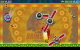 Tilt to Live 2: Redonkulous - Brimstone Pinball Android Enemies with saws