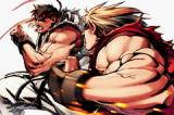 Super Street Fighter II: Turbo Revival Game Boy Advance Ryu facing Ken - Intro