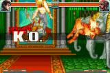 Super Street Fighter II: Turbo Revival Game Boy Advance Eat some real flames Dhalsim