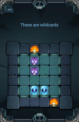 Muertitos Android Wildcards in the tutorial