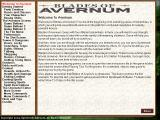 Blades of Avernum Windows Spiderweb's Great Help Index