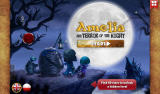Amelia and Terror of the Night Android Main menu
