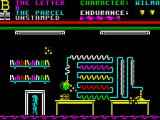 Everyone's A Wally (The Life of Wally) ZX Spectrum Kemco
