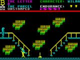 Everyone's A Wally (The Life of Wally) ZX Spectrum Sewer.