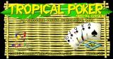 Tropical Poker Windows The game's title screen