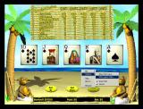 Tropical Poker Windows The F1 key brings up this little in-game configuration window