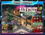 Nightclub City Browser News page with the latest Holiday collections