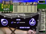 Castle Slots Windows The game's Option screen