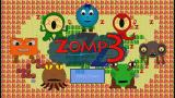 Zomp 3: The Quest for Z's Xbox 360 Title screen (Trial version)