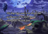 Disgaea: Hour of Darkness PlayStation 2 Some intro text