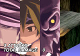 Disgaea: Hour of Darkness PlayStation 2 Combos make character faces appear briefly like this