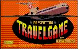 Travelgame Atari ST Title screen