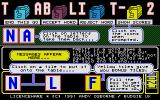 Tablit 2 Atari ST Instructions