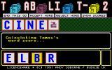 Tablit 2 Atari ST Got 16 points!
