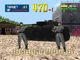 Guntu Western Front June, 1944 PlayStation Time for the first boss tank
