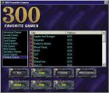 300 Favourite Games Windows The game browser/installer