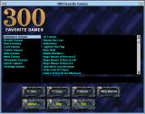 300 Favourite Games Windows 3.x The game browser/installer