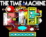 The Time Machine Electron Loading Screen