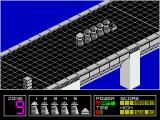 Highway Encounter ZX Spectrum Crossing the bridge.