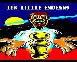 Ten Little Indians Electron Loading Screen