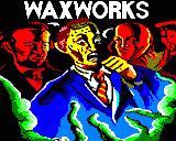 Waxworks Electron Loading Screen