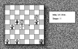 "Shogun Atari ST If the game shows ""Shogun"" it's like ""Chess"": a figure is threatening your chief"