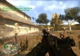 Call of Duty: World at War - Final Fronts PlayStation 2 Target practice