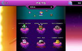Time Surfer Android Some of the early pets unlocked by reaching a certain level.