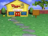 Dogz 5 Windows Start screen