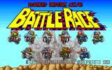Masked Riders Club: Battle Race Arcade Title screen