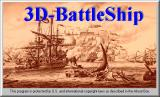 3D-BattleShip Windows Splash screen