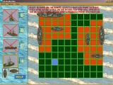 3D-BattleShip Windows Setting up your fleet. The game forces the screen into a 800x600 resolution.