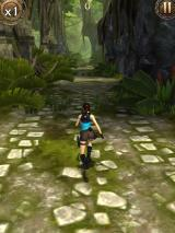 Lara Croft: Relic Run iPad And we're off!