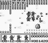 Mercenary Force Game Boy Let's combat th'enemy then.