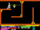 "Alchemist ZX Spectrum My powers do nothing to the crystal skull (main song ""Arthur C. Clarke's Mysterious World"")"