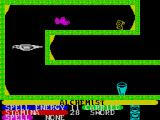 Alchemist ZX Spectrum Gooey blob wasn't supposed to be here... Hey Gollop what's that thing... ohh... The evil warlock summoned it... okay. Shall I cast the disbelieve spell? No, right... not probable, okay...