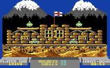 Battle Valley Commodore 64 Setting out on your mission