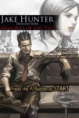 Jake Hunter: Detective Story - Memories of the Past Nintendo DS Title screen
