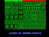 Terra Cognita ZX Spectrum If you fly over the minus sign your speed decreased and the screen will turn green color.