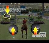 Athens 2004 PlayStation 2 When practicing an event the player can optionally view a movie showing the controls in action. These are the show jumping controls