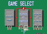 Bust-A-Move Again Arcade 3 game modes to select from (Taito F3 system/US version)