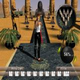 Strike Force Bowling PlayStation 2 The Egyptian setting
