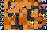Crystal Mines II Lynx First Level