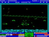3D Lunattack ZX Spectrum Not at all easy targets.