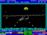 3D Lunattack ZX Spectrum Missile launched!